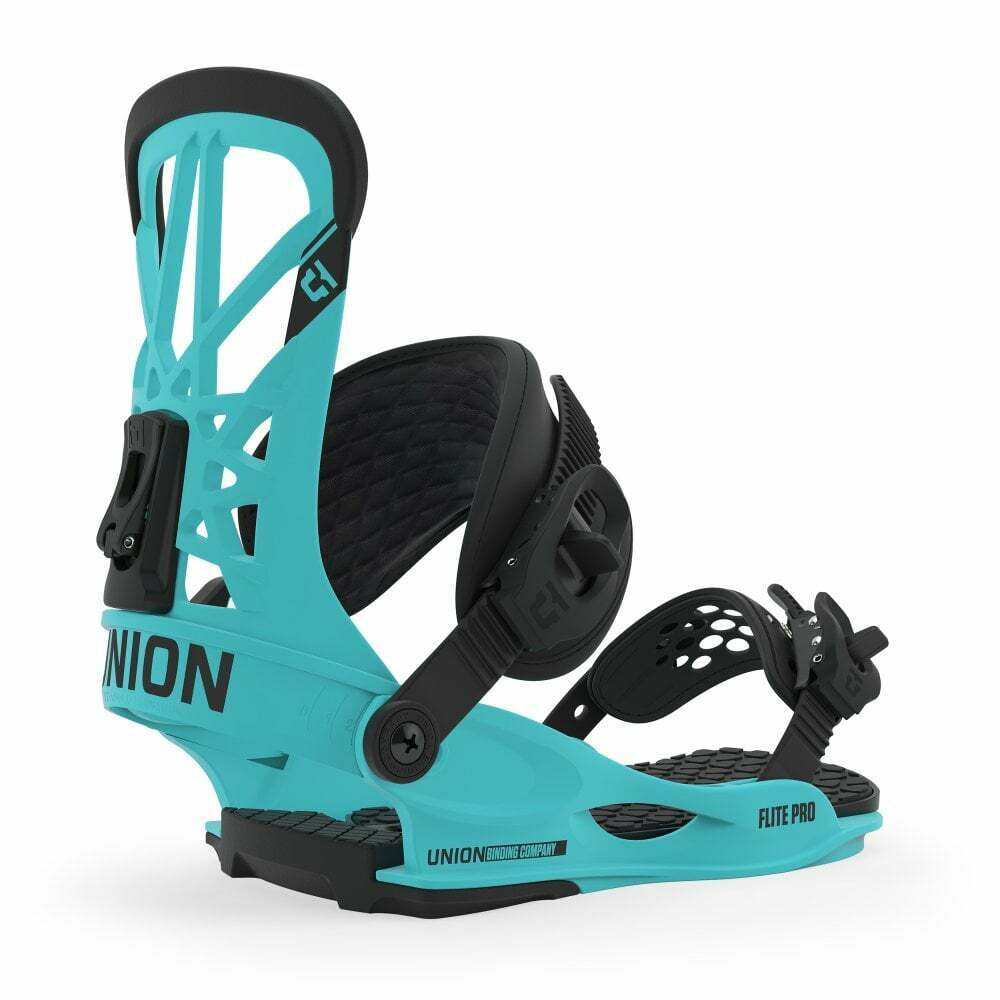 Union Flite Pro Snowboard Bindings 2020 HyperBlue L
