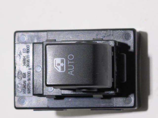 Kia Ceed Trasero Izquierdo Interruptor de Control la Ventana Izquierda=Derecha