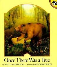 Once There Was a Tree (Picture Puffin)-ExLibrary