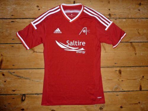 Klein Aberdeen FC Fußball Trikot 2013 Fußball Trikot Schottische # Dons Adizero