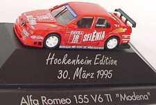1:87 Alfa Romeo 155 V6 TI DTM 1995 Selena 18 Stefano Modena Hockenheim Edition