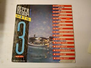 Reggae-Hits-Volume-3-Various-Artists-Vinyl-LP-1986