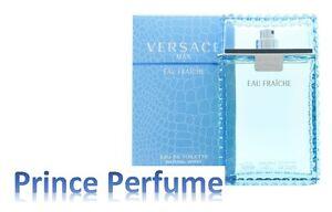 VERSACE MAN EAU FRAICHE EDT NATURAL SPRAY - 30 ml