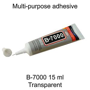 B7000 Clear Strong Glue Adhesive B-7000 Craft Phone Screen Frame Sealant. 043