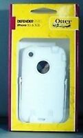OtterBox iPhone 3G / 3GS White Defender Series Case
