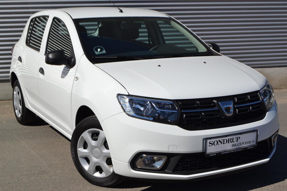 Dacia Sandero 0,9 TCe 90 Ambiance 5d - 99.900 kr.