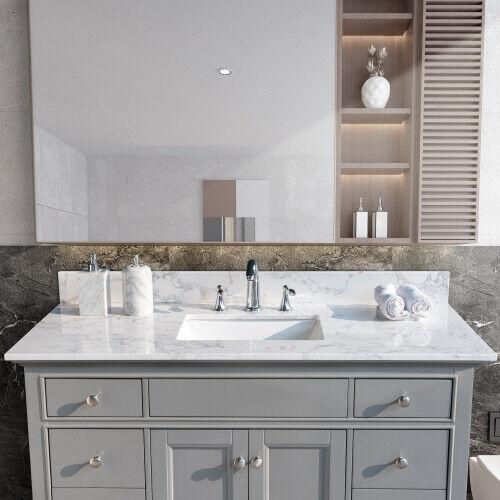 American Imaginations Ceramic 31 Single Bathroom Vanity Top For Sale Online Ebay