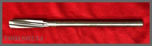 "Morse 21730 17//32/"" High-Speed-Steel Straight Shank//Spiral Flute Chucking Reamer"
