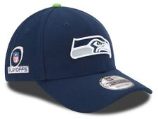 Seattle Seahawks Era The League Black 9forty Adjustable Hat - NFL