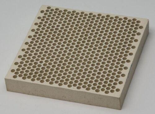 A prueba de calor de cerámica de Soldadura Soldadura de Joyería Joyeros Herramienta de bloque de placa base