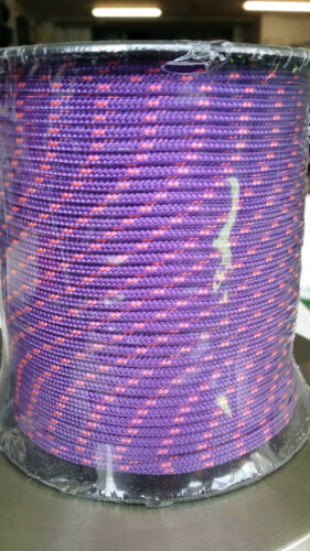 Lanyard Rope Rope Halyard 3mm x 100mt Paracord Bracelet Keychains Climb Carry