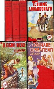 3-libri-Il-fiume-abbandonato-Il-cigno-nero-Carovane-combattenti-1947-1952