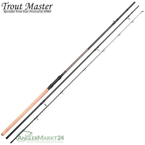 SPRO Trout Master TACTICAL TROUT LAKE 5-40g 3-teilige Forellenrute Forellenangel