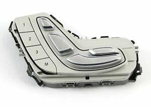 Mercedes-Benz-Interruttore-Regolatore-Del-Sedile-Frontale-SX-W205-Classe-C-Glc