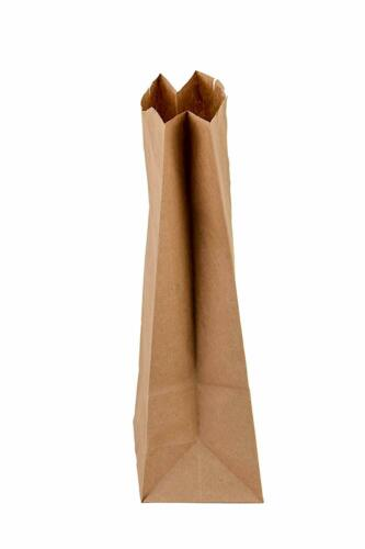 1000 ct Small Mini Brown Kraft Paper Bags for Small Snacks and Grocery 2 lb