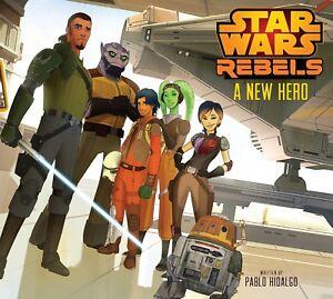 Star Wars Rebels A New Hero & The Adventures of Luke Skywalker Dual Poster NEW