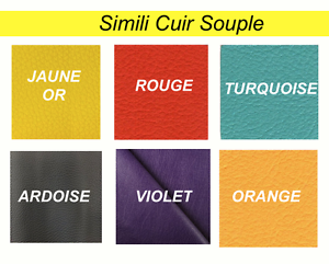 Skai-simili-cuir-souple-au-metres-tissu-d-039-ameublement-380-grM2-140CM