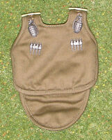 VINTAGE ACTION MAN 40th LOOSE ACTION SOLDIER INFANTRY SUPPORT WEAPONS FLAK VEST