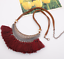 Fashion-Jewelry-Alloy-Choker-Chunky-Statement-Bib-Pendant-Women-Necklace-Chain thumbnail 67