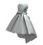 Children Kids Girls Embroidered Beaded Flower Dress Fancy Formal Ball Gown ZG9