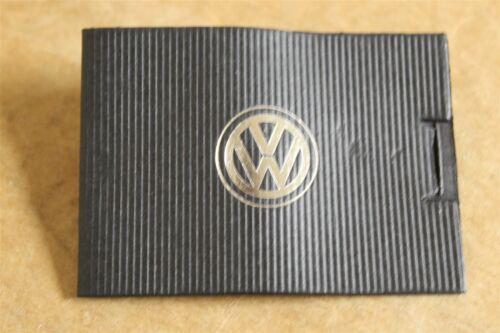 Single VW Lapel Badge 000087000H JKA New VW Merchandise item