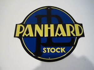 REF-000-Cartel-Placa-Metal-26CM-150gr-Panhard-Stock-cochesaescala