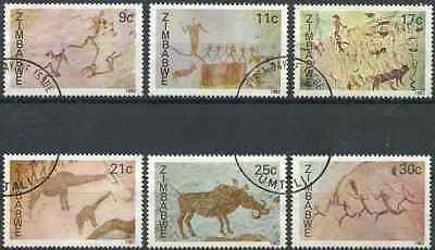 30307 Objective Timbres Arts Préhistoire Zimbabwe 33/8 O Cote 10 € With The Best Service