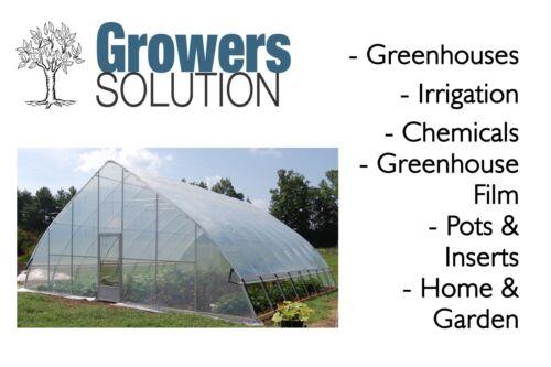 Seed Germination Nursery Insert Plant Carrier 5 Count Web Flat Standard 1020