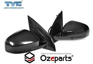 Set / Pair LH+RH Electric Door Mirror No Light Type For Ford Falcon FG 2008~2014