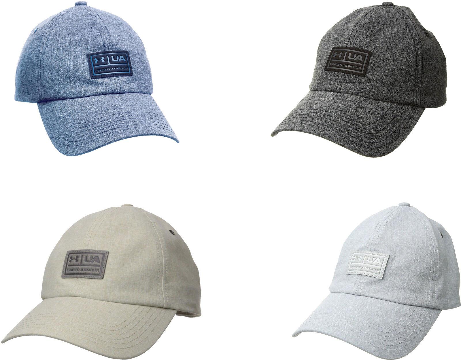 online retailer 21d79 8e7a8 Under Armour Men s Performance Lifestyle Dad Cap, 4 Colors