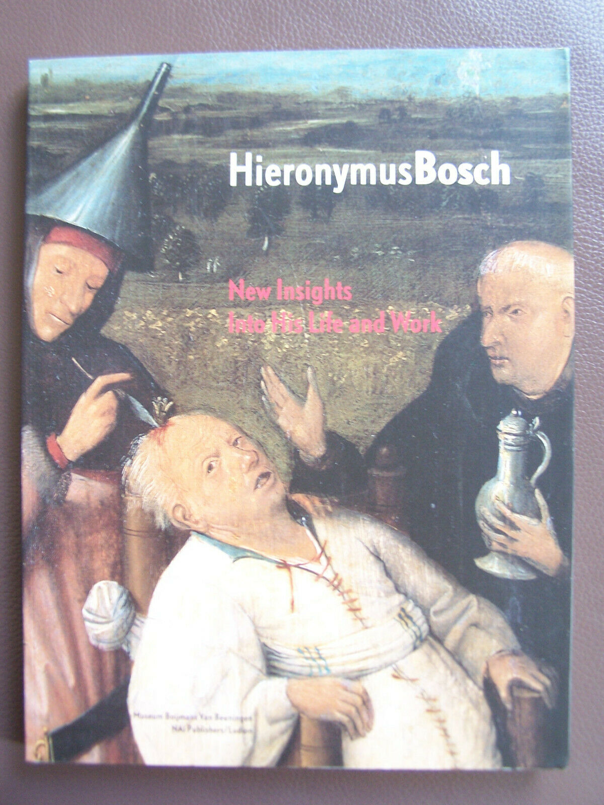 Hieronymus Bosch: New Insights Into His Life and Work ISBN 9056622145