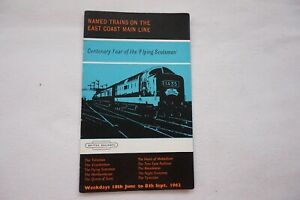June-1962-BR-Named-Trains-on-East-Coast-Main-Line-Timetable-Scotsman-Aberdonian
