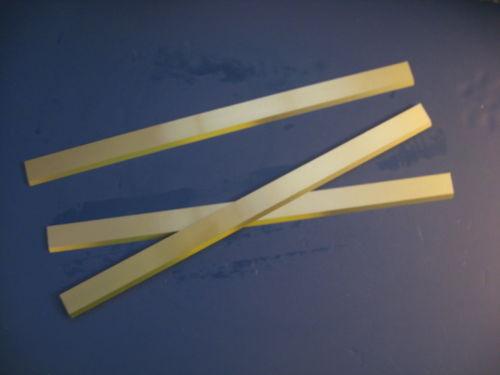 "8-1//16 x 5//8 x 1//8 HI SPEED JOINTER KNIVES 8/"" DELTA new 3-knife sets"