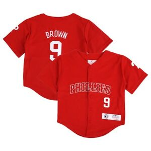 Image is loading Domonic-Brown-MLB-Philadelphia-Phillies-Blue-Jersey-Infant- 7bcb8f7cdd6