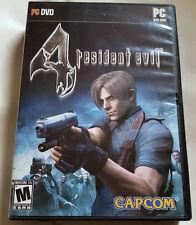 Resident Evil 4 (PC, 2007) Complete