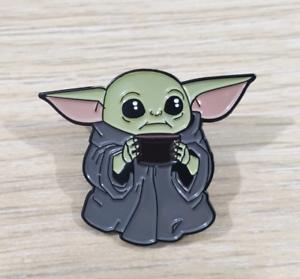 The-Mandalorian-Baby-Yoda-Enamel-Pin-Star-Wars-Lapel-Pin