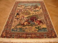 Pictorial Rug- Genuine Quality Handmade Rug