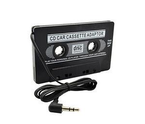 car cassette casette tape aux audio adapter mp3 mp4. Black Bedroom Furniture Sets. Home Design Ideas