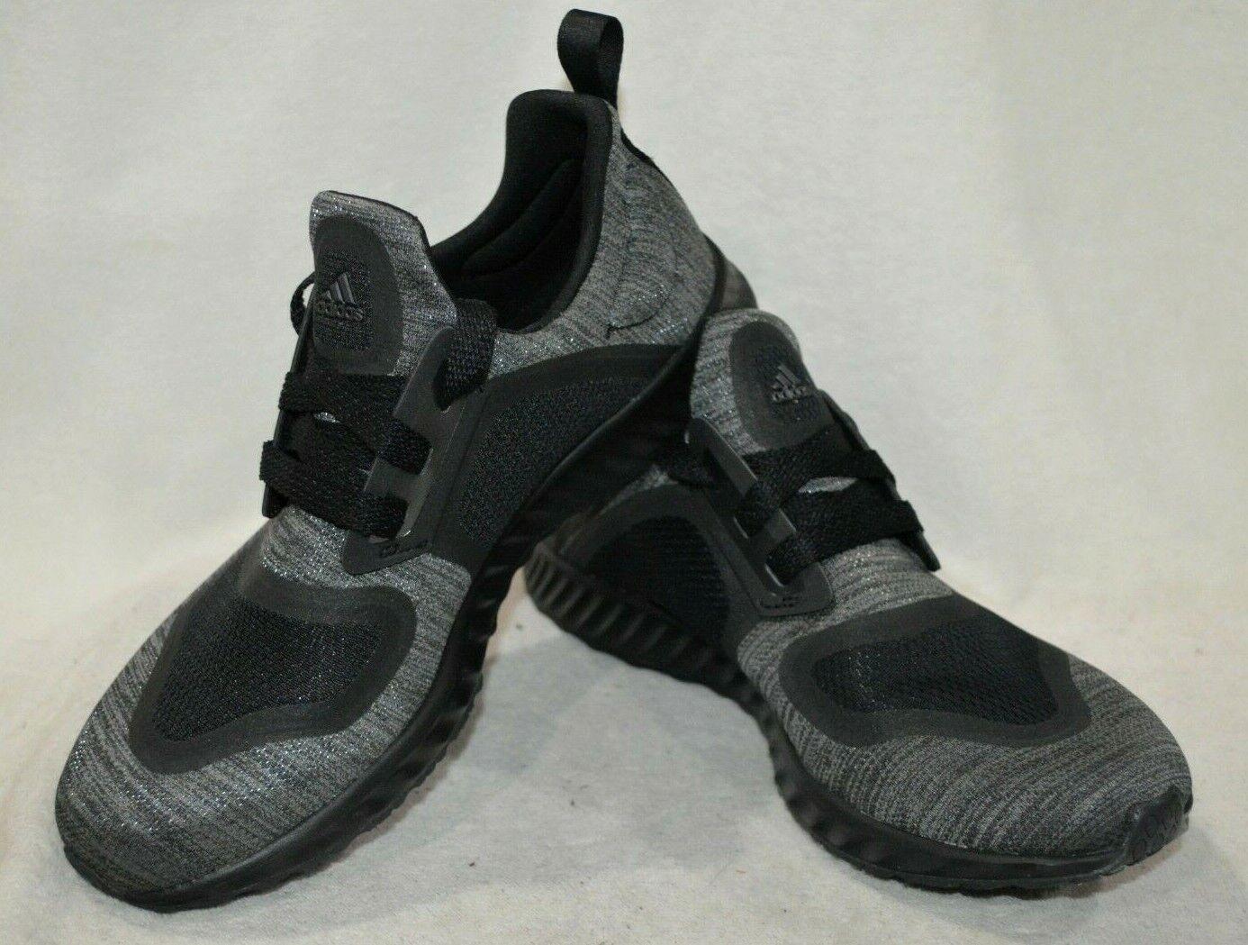 Adidas Wohombres Edge Lux clima Negro gris Zapatillas Para Correr-Nuevo con Caja AQ0064