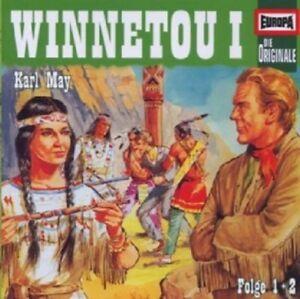 EUROPA-DIE-ORIGINALE-9-KARL-MAY-WINNETOU-I-CD-KINDER-HORSPIEL-NEU