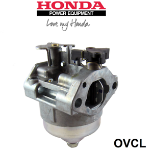 GENUINE-HONDA-CARBURETOR-SUITS-GCV160-ENGINES-HRU19-SERIES-PUSH-MOWERS-CARBY