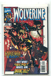Wolverine-126-NM-Sabretooth-Is-Back-Marvel-Comics-CBX1V