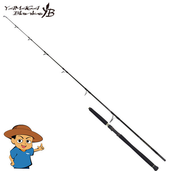 Yamaga Blanks blueeSniper 82 6 8'2  saltwater fishing spinning rod pole Japan