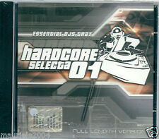 Hardcore Selecta 01 (2003) CD NUOVO The Stunned Guys & Dj Lancinhouse Dj Mad Dog