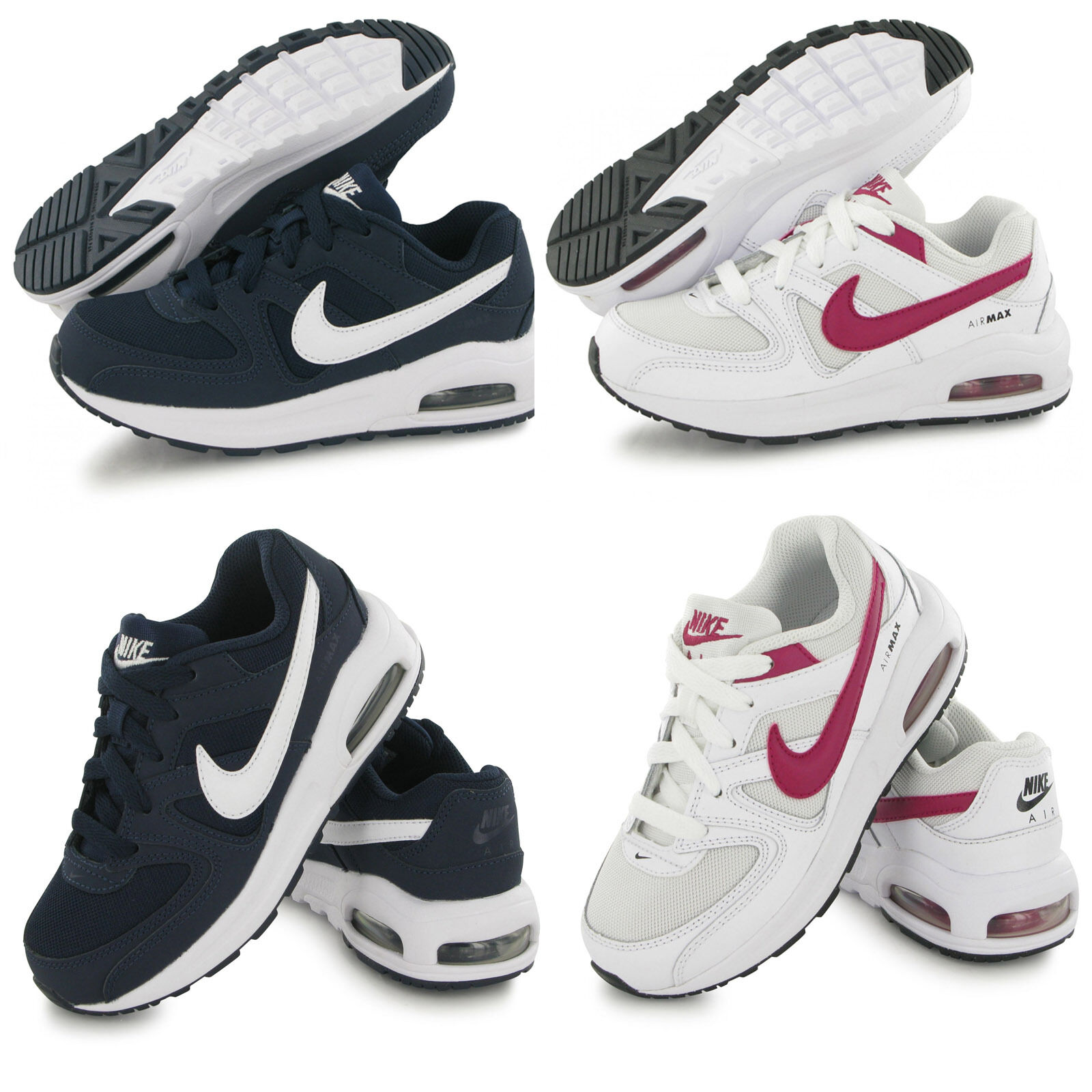 "Nike Air Max Command ΔΡρμάτινα Παιδικά Προπονητές Παιδιά ΞšΞΏΟΞ―Ο""σια Παιδικά Σπορ Αθλητικά παπούτσια"
