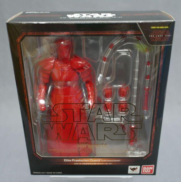 Bandai S.H.Figurines Star Wars Elite Garde Prétorienne Double Blade