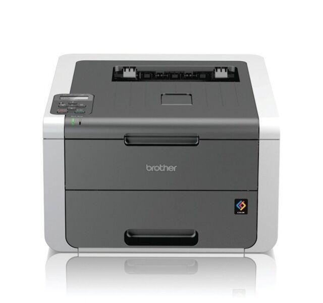 Brother HL-3140CW (A4) Numérique Couleur Led Imprimante (Réseau sans Fil Prêt )
