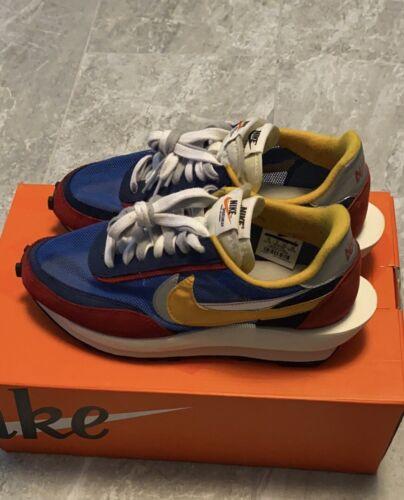 Nike Sacai X ldwaffle varsity blue