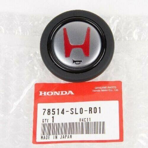 New JDM Horn Button Honda Acura NSX-R, EG6 EK9 DC2,DC5