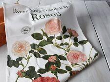 Royal Botanic Gardens Kew llegando Rosas Algodón Toalla de té